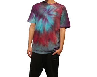 Blue/Purple/Red T-Shirt