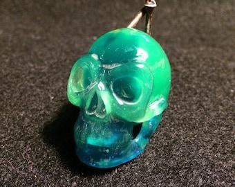 Skull Key Ring