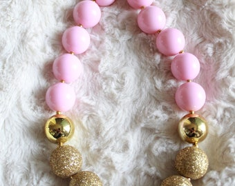 Chunky Bubblegum necklace