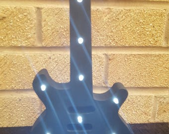 Light Black guitar