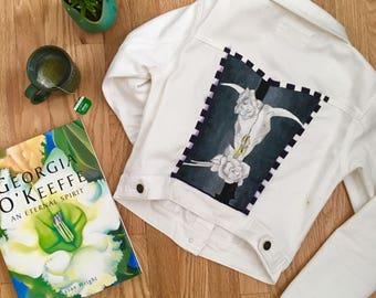 Georgia O'Keeffe Jacket
