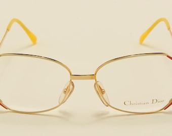 Christian Dior 2686 (bronze) vintage eyeglasses
