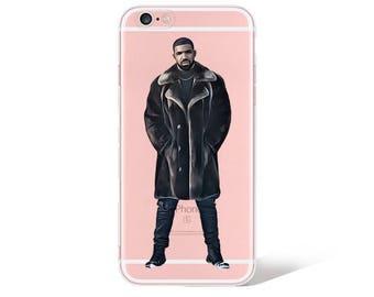 Drake Iphone 6,7,8 Case