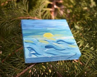 Mini Landscape: Ocean
