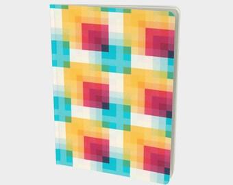 Bullet Journal || Bullet Diary || Grid Journal || Dot Grid Journal || Dot Grid Notebook || Bujo || Custom Journal || Jewel Tones Journal