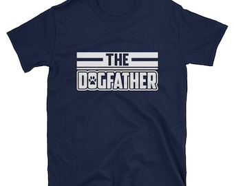 The Dogfather Funny Dog Lover T Shirt GodFather Parody T Shirt Great Gift Idea