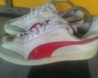 Vintage 80' puma sneakers/puma training
