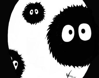 DUST BUNNIES - My Neighbor Totoro