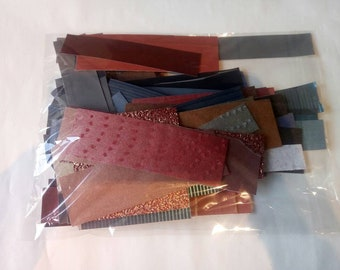 200g Scrap pack filled with various rich coloured paper and thin card offcuts. Perfect for scrapbooking and card making.
