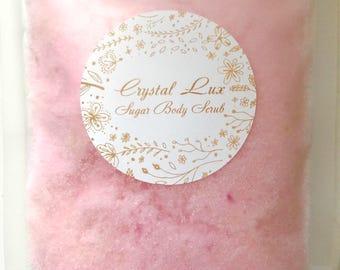 Crystal Lux Sugar Body Scrub