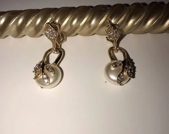 14K Gold Plate 3PC Jewelry Set Unique one of a kind made by Mexican Craftsman !!