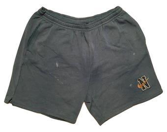 vintage Nike shorts cotton - Sz L