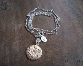 Necklace «Coco La Longue»