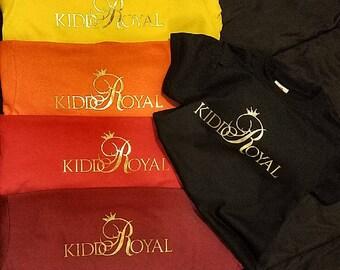Kidd Royal T-shirts, Sweatshirts, & Hoodies!