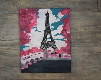 Paris by Elise Winter