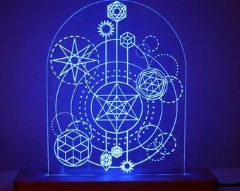 LUMINARI LED table lamp
