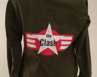 The Clash Jacket