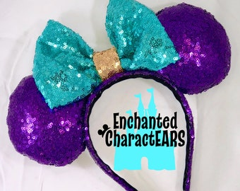 Esmeralda Ears The Hunchback of Notre Dame Ears Custom Minnie Ears