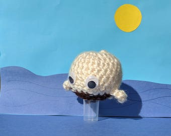 Crochet Whale (Amigurumi)