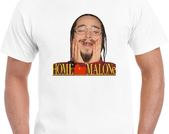 Post Malone Home Malone Cool Premium 2018 T Shirt