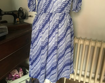 1960s secretary dress