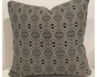 Woven Tribal Pillow