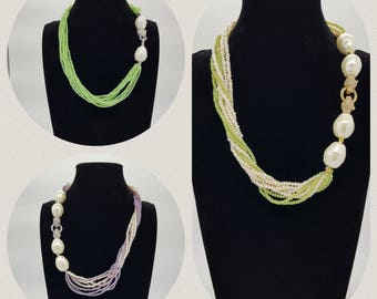 Multiwire Necklace