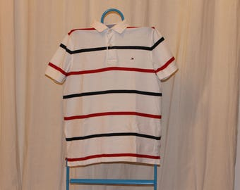 Tommy Hilfiger Polo Shirt [White]
