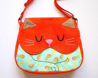Cat bag | Etsy