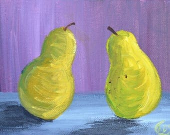 Pear of Lovers