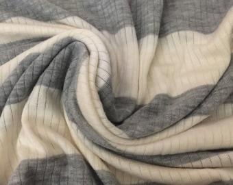 Stretch Rayon Span Jersey Knit 2 Yards