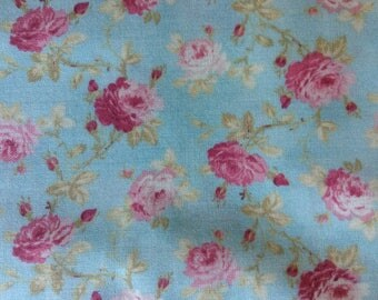 Tickled Pink Robyn Pandolph South Sea SSI by the 1/2 yard fabric