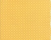 Pepper and Flax - Floral Wire in Tansy: sku 29047-16 cotton quilting fabric by Corey Yoder for Moda Fabrics
