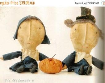 CustomerAppreciationSale Primitive Pilgrims The Crackstone's Published Work