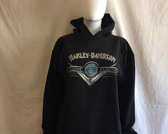 Closing Shop 40%off SALE Harley Davidson 90s pullover sweatshirt hoodie California