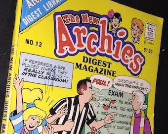 1990 Archie's Digest Magazine