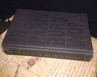 1965 Is Paris Burning Book