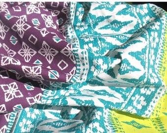 SALE - Boho Summer - IKEA Sommar Cotton Fabric