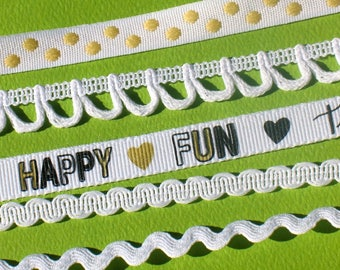 Fun Times - Live Love Create Ribbon Set