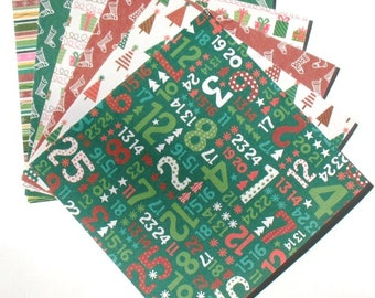 Holiday Cheer - 6x6 Forever In Time Paper Pack
