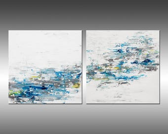 Stratosphere 7 - Large Original Abstract Painting, Canvas Art, Modern, Contemporary