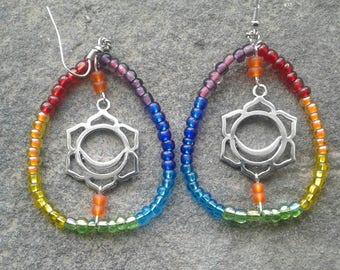 Svadisthana Chakra Earrings