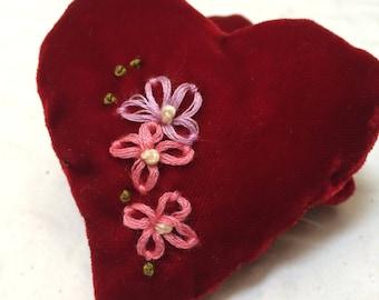 Loving Heart Scented Sachet