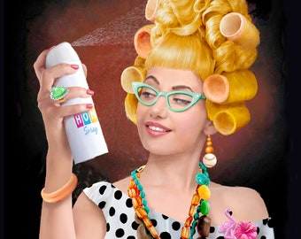 Hairspray Hon Girl