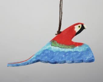 Parrot Ornament