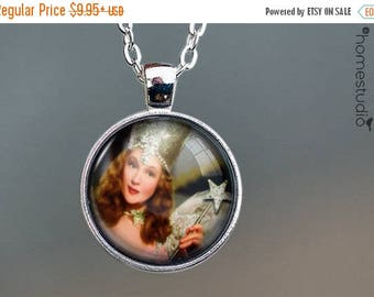 ON SALE - Glinda : Glass Dome Necklace, Pendant or Keychain Key Ring. Gift Present metal round art photo jewelry by HomeStudio