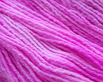 Hand dyed Yarn - Art-ply worsted weight -approx. 200 yds/4oz