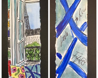 Parisian Library View