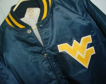 College NCAA West Virginia Mountaineers jacket xlarge