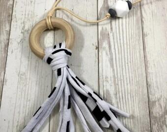 Chiara | Chews Life Tassel Necklace
